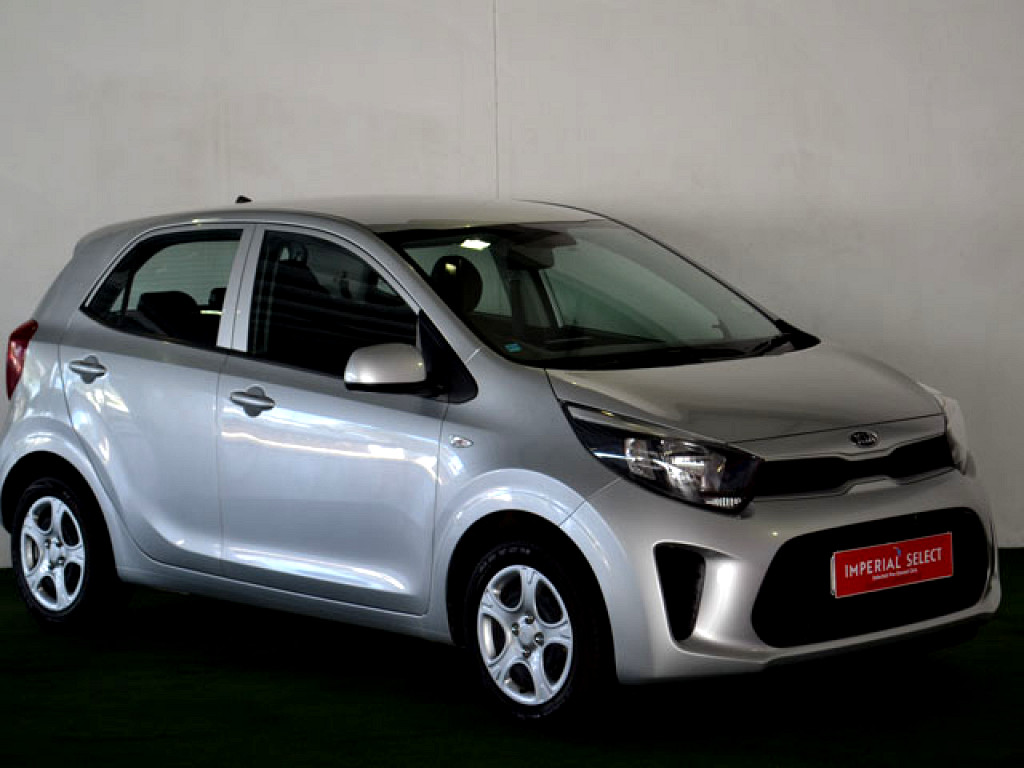 2017 Picanto 1.0 MT Street