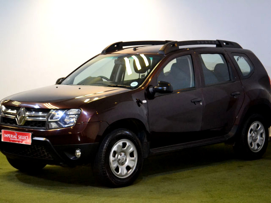 2018 DUSTER EXPRESSION 1.6 MY16