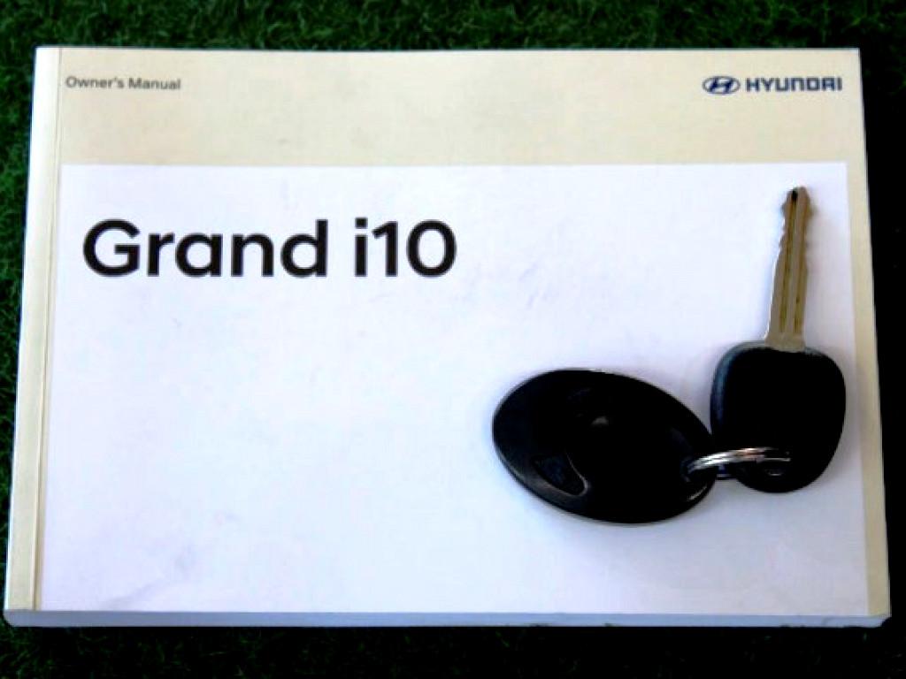 2018 GRAND i10 1.25 MOTION M/T F/L