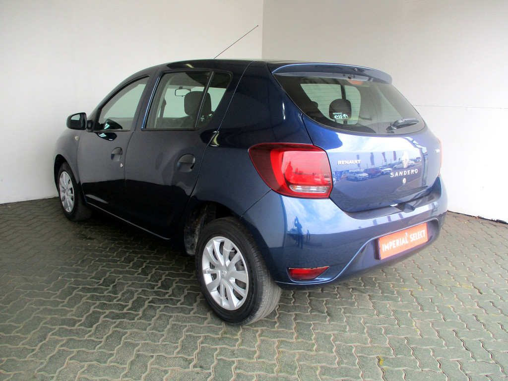 2017 SANDERO PH2 EXP 66KW TURBO
