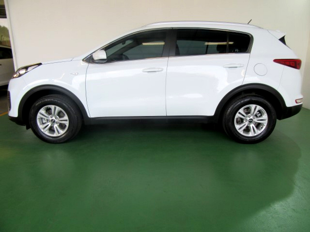2017 KIA SPORTAGE 2.0 IGNITE MANUAL SUV