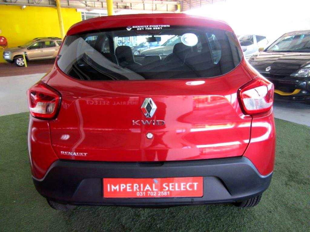 2018 Renault Kwid 1.0 Expression 5dr