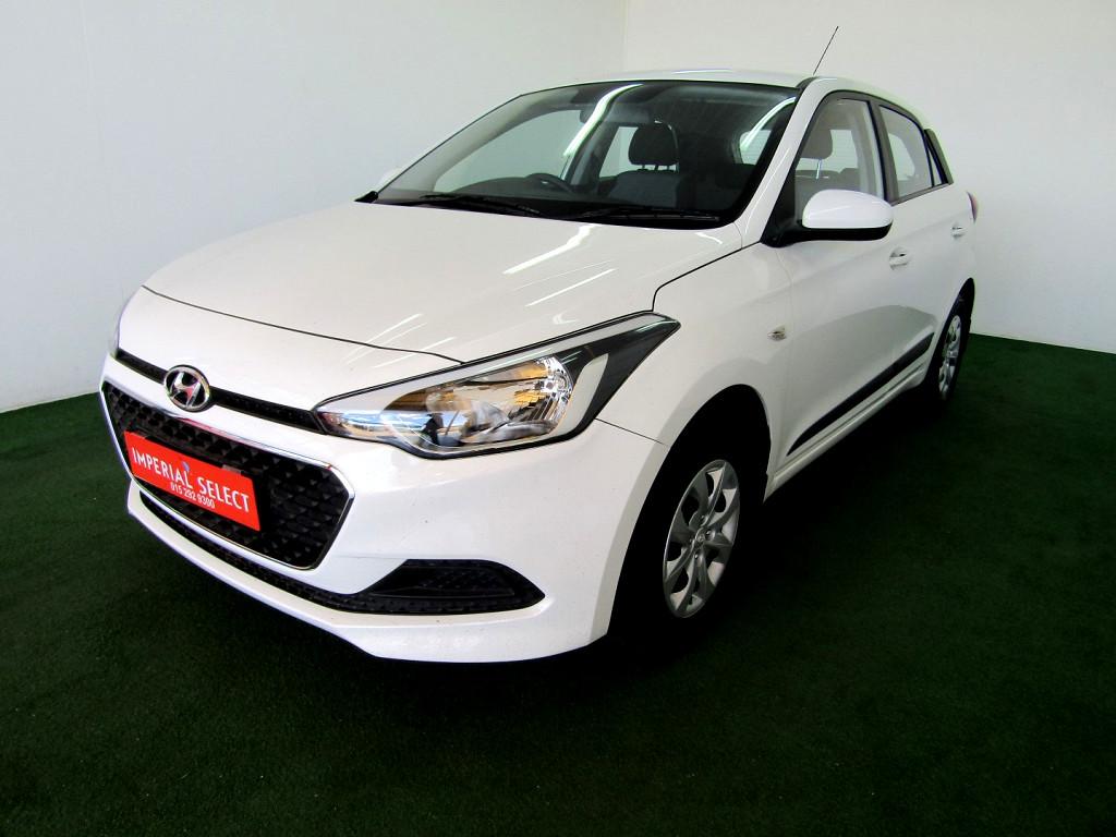 2018 Hyundai  I20 1.4 Motion a/t