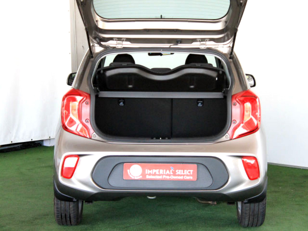 2019 Picanto 1.2 AT Style