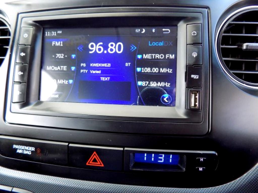 2018 GRAND i10 1.25 FLUID M/T BIG SCREEN RADIO