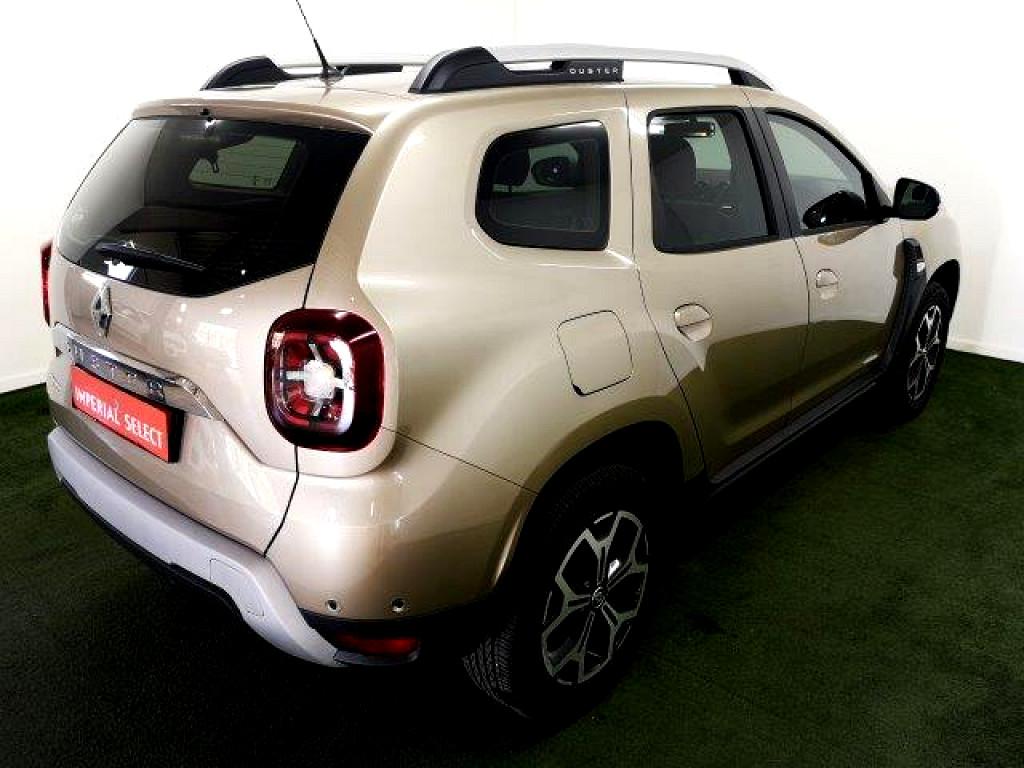 2020 Renault Duster 1.5 Dci Prestige Edc