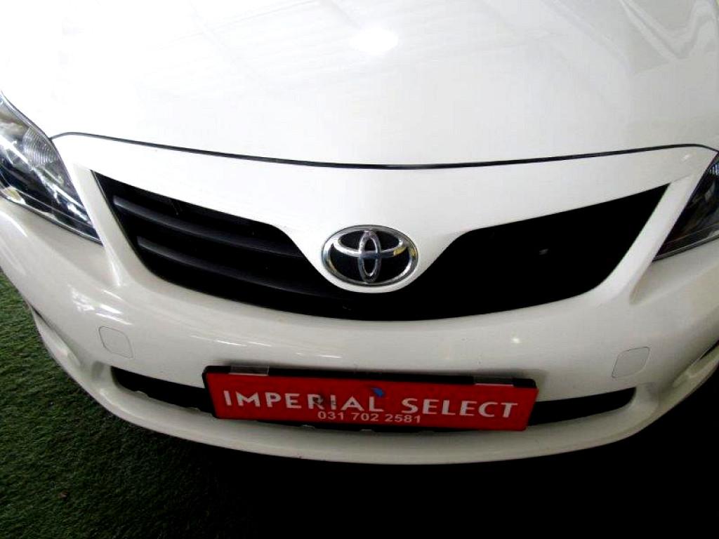 2017 Toyota Corolla Quest 1.6 a/t