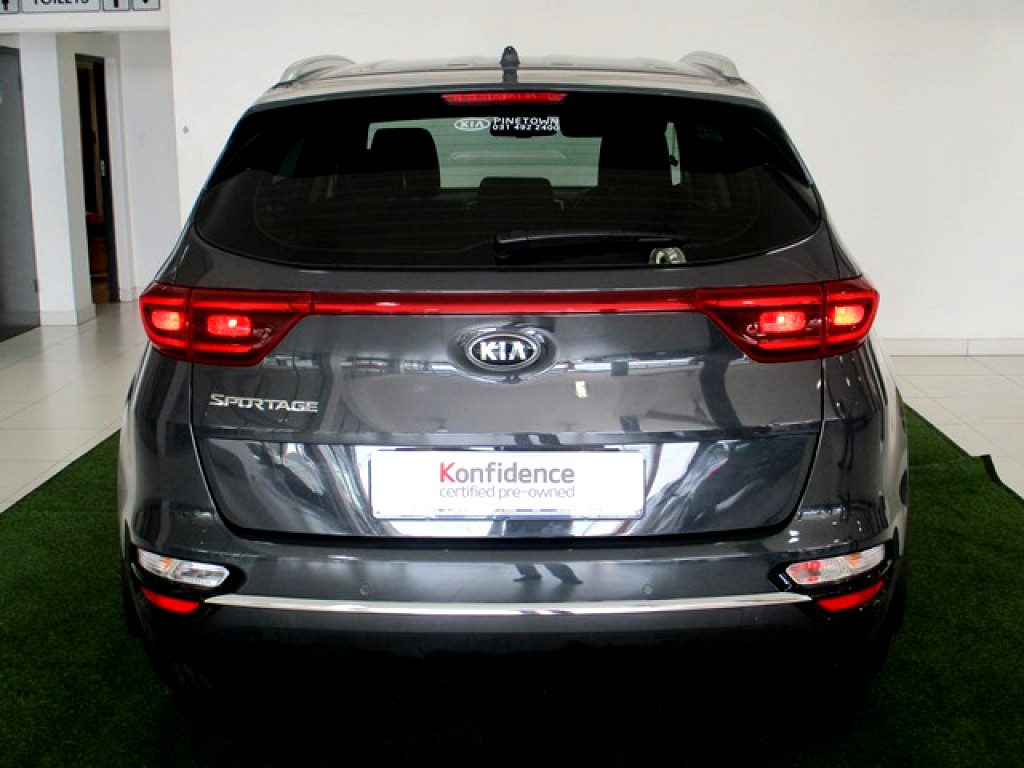 2020 SPORTAGE 2WD 2.0P AT IGNITE+