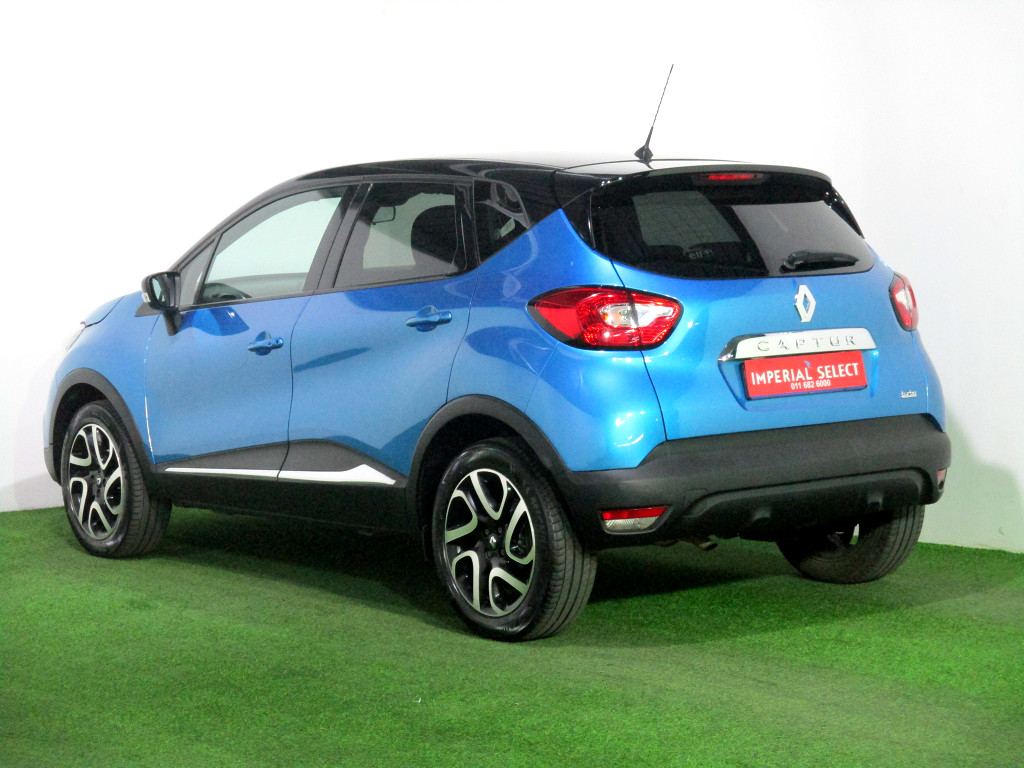 2016 Renault Captur 900t Dynamique 5dr (66kw)