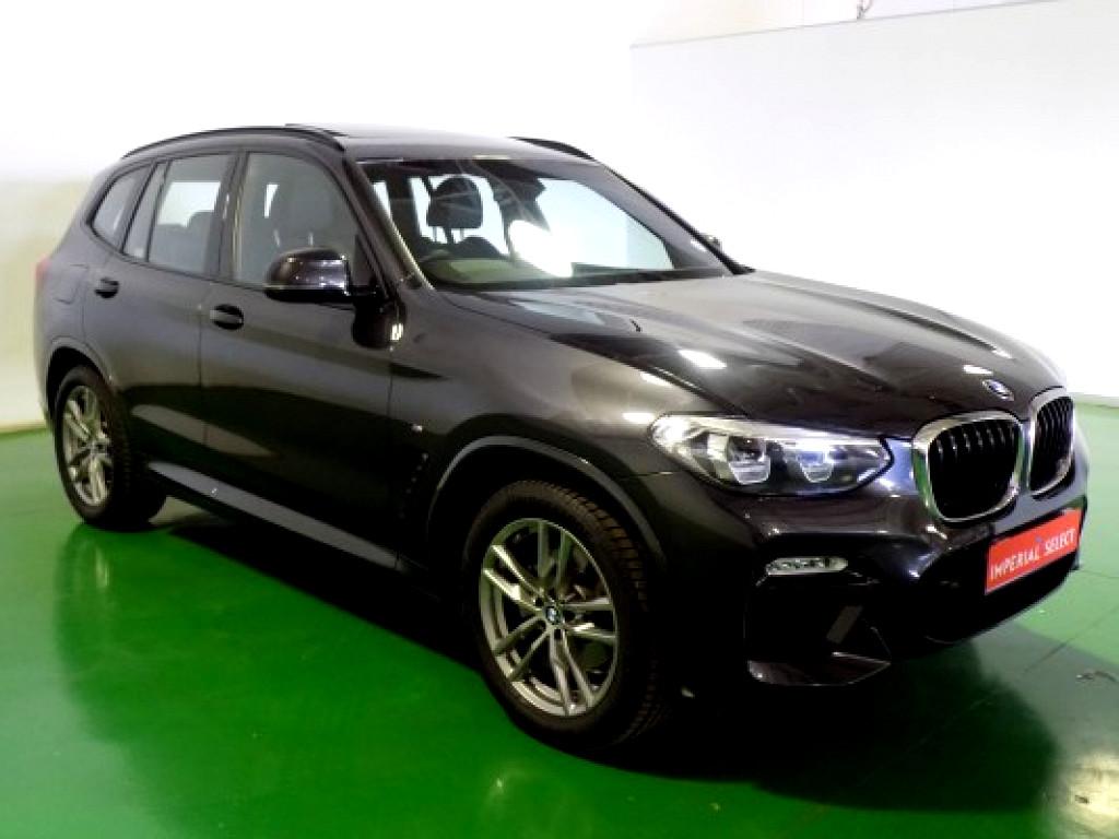 2019 Bmw X3 Xdrive 20d M‑sport (G01)