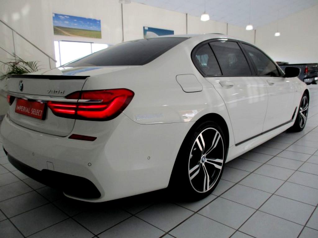 2016 BMW 730d M SPORT (G11)