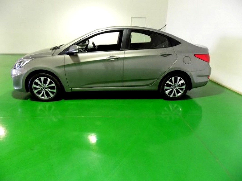 2018 ACCENT 1.6 FLUID AUTOMATIC