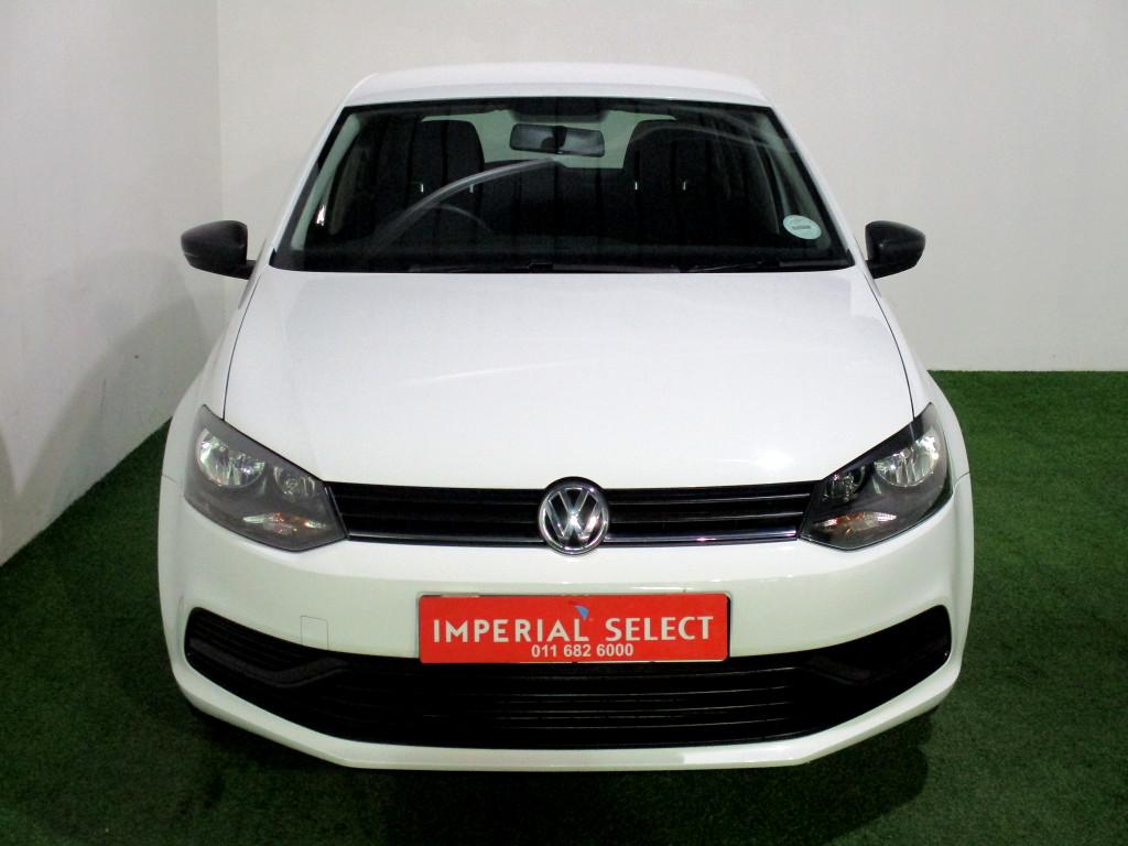 2016 Volkswagen Polo Gp 1.4 Tdi Trendline