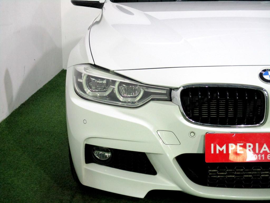 2016 Bmw 3 Series (F30) 320d M Sport a/T (F30)