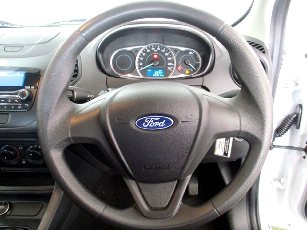 2018 Ford Figo Figo 1.5ti Vct Ambiente (5dr)