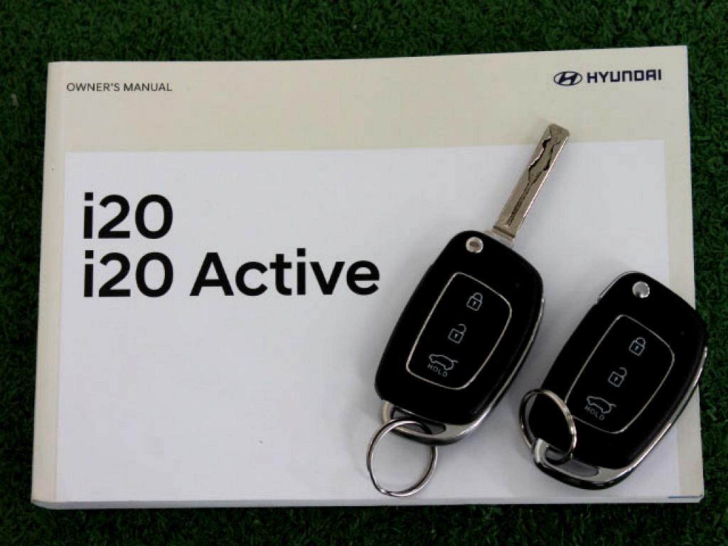 2018 i20 1.2 MOTION M/T MY18
