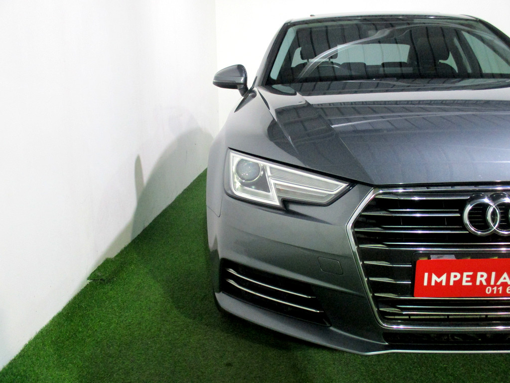 2016 Audi A4 (B8) 2008 ‑ on (B9) A4 2.0t Fsi Design Stronic (B9)