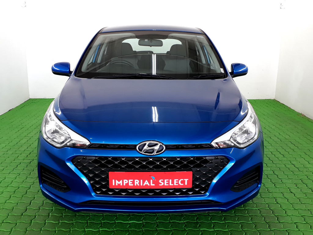 2018 i20 1.4 MOTION A/T MY18
