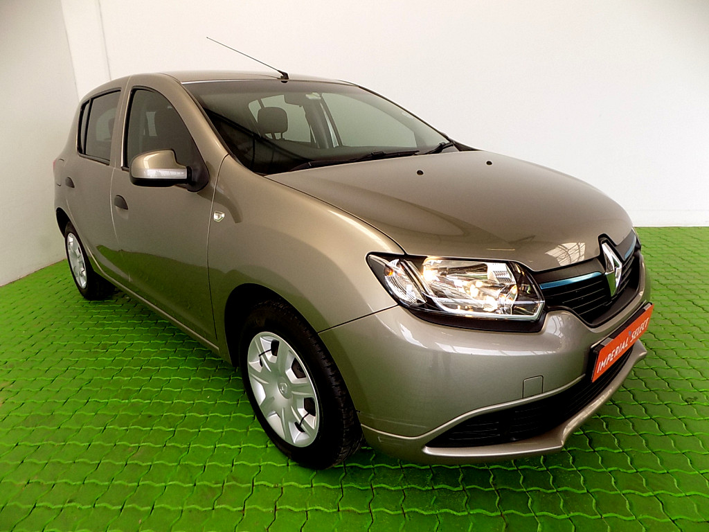 2015 NEW SANDERO 66KW TURBO EXP