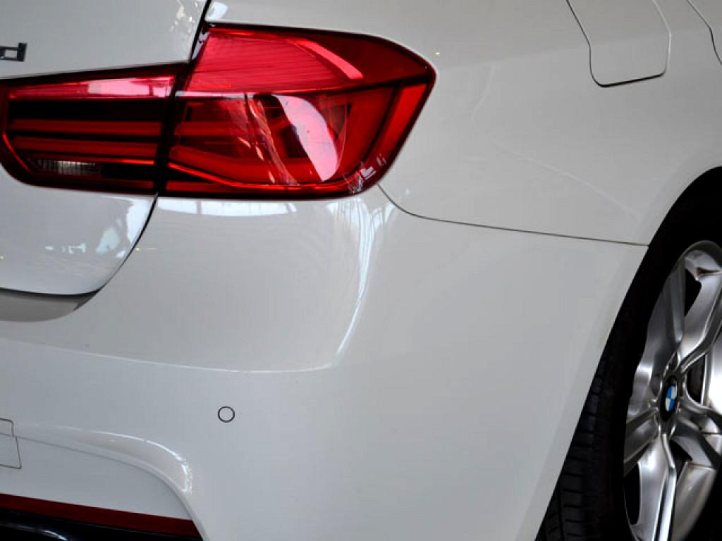 2018 BMW 3 SERIES (F30) 320D M SPORT A/T (F30)