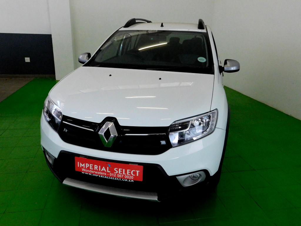 2019 STEPWAY PLUS 66KW TURBO MY19