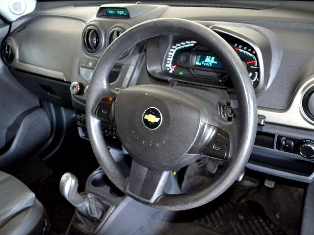 2015 Chevrolet Utility 1.4 Club P/U S/C