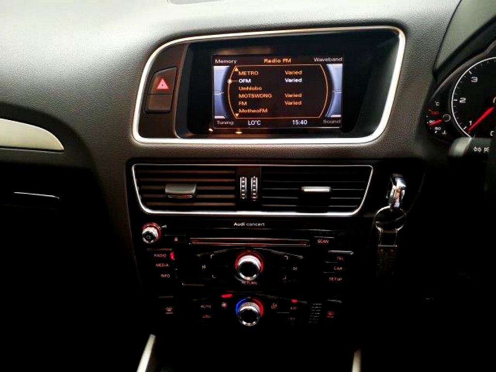 2015 Audi  Q5 2.0 Tdi S Quattro S Tronic
