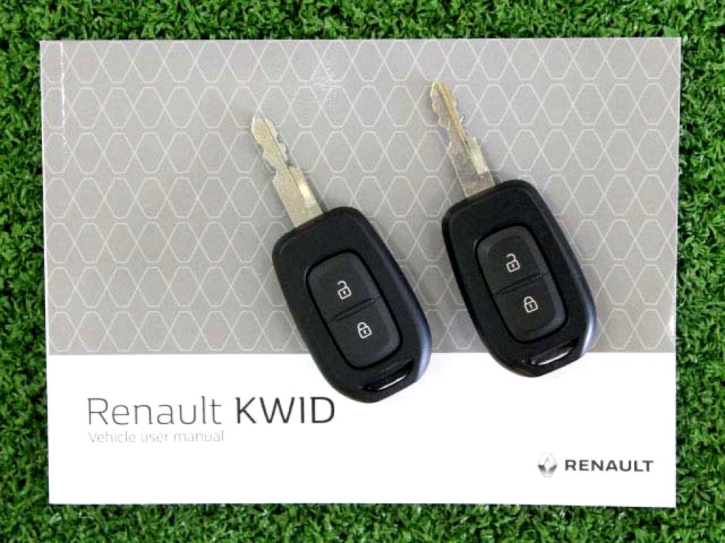 2020 RENAULT  KWID 1.0 DYNAMIQUE 5DR