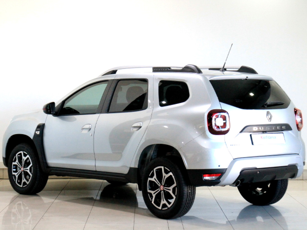 2020 DUSTER 1.5 DCI EDC 4X2 TECHROAD MY19