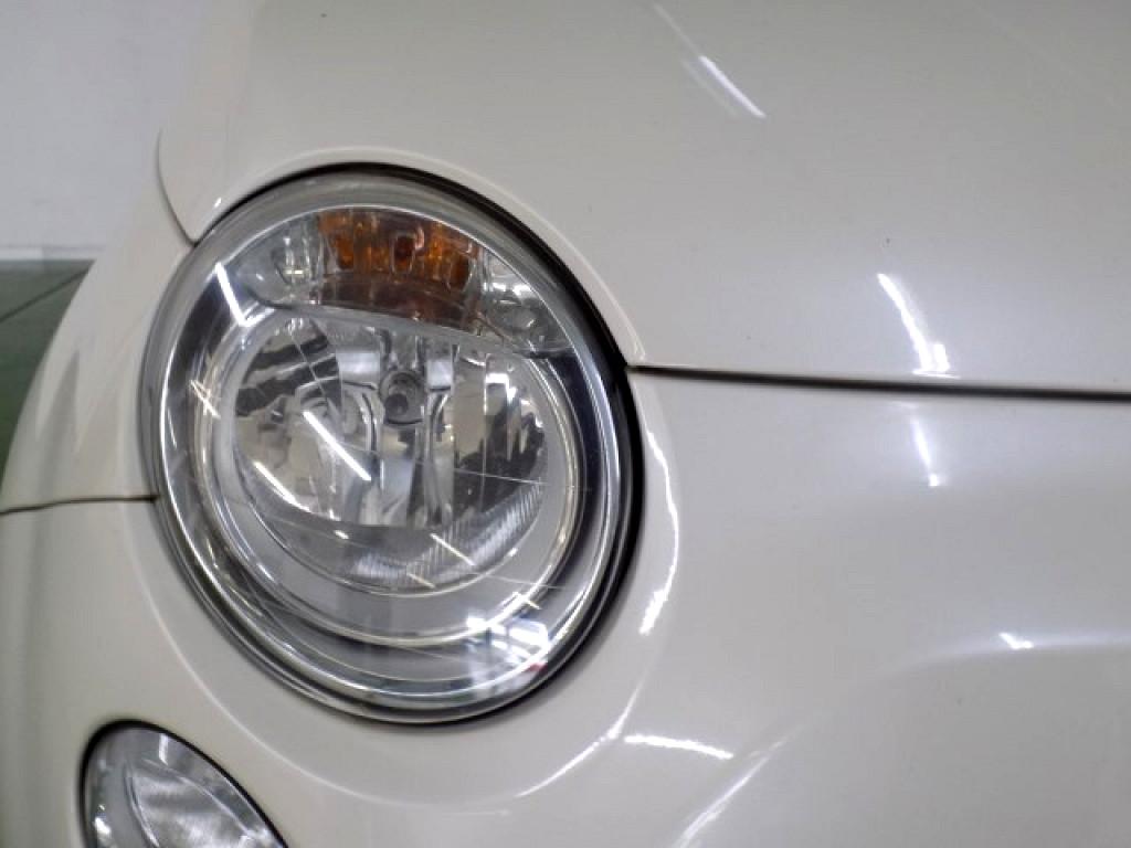 2011 Fiat 500 500 1.2