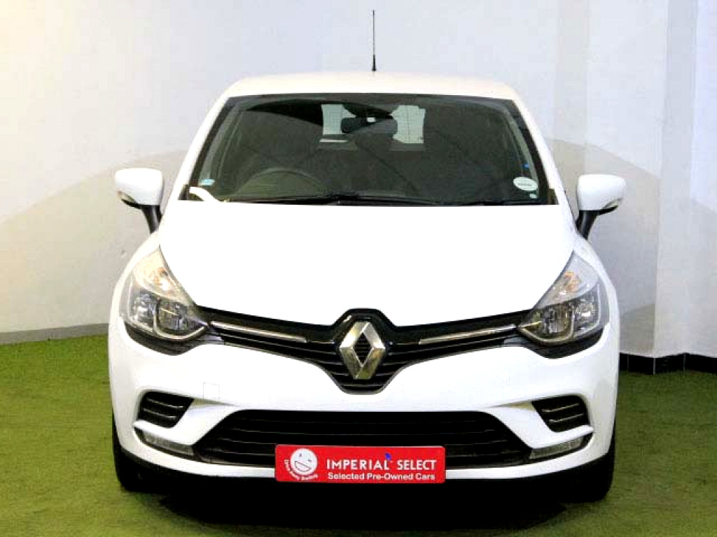 2019 Clio ph2 Authentic 66kW Turbo