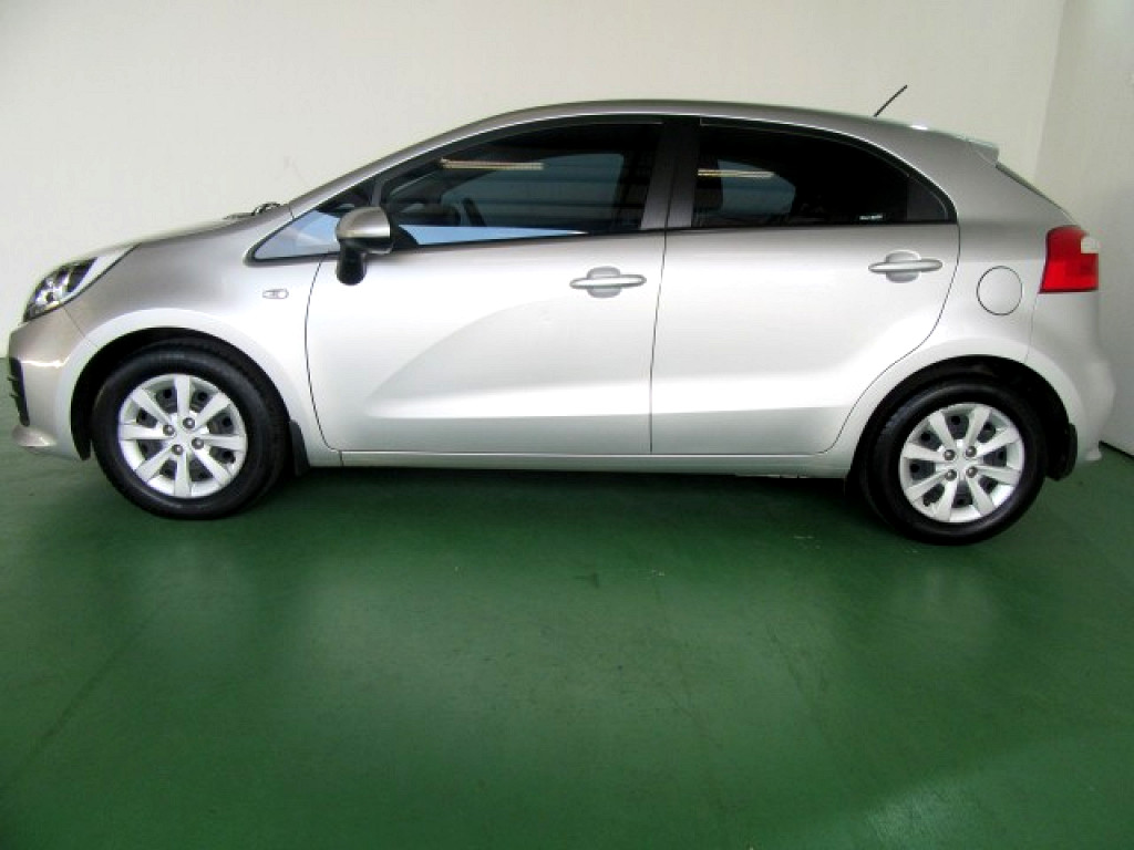 2016 KIA RIO 1.2 5DR MANUAL HATCH