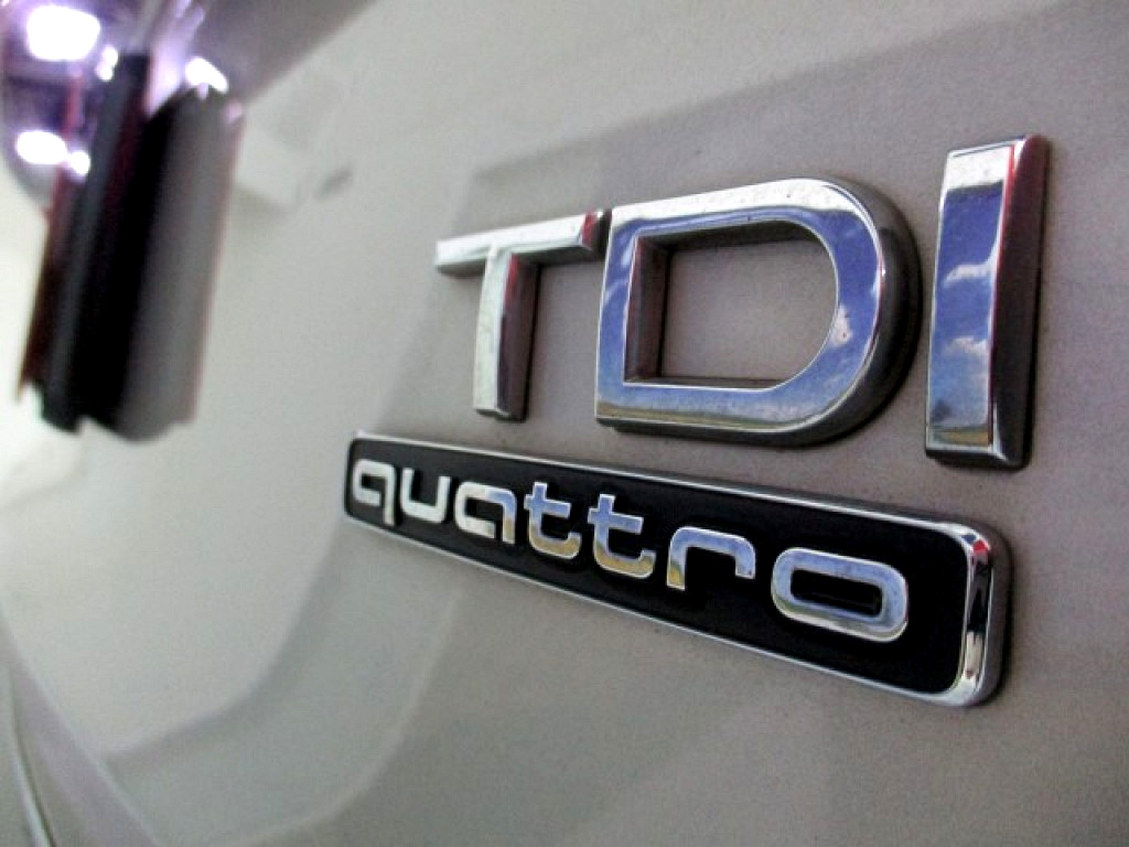 2017 AUDI Q5 2.0 TDI QUATTRO S‑TRONIC