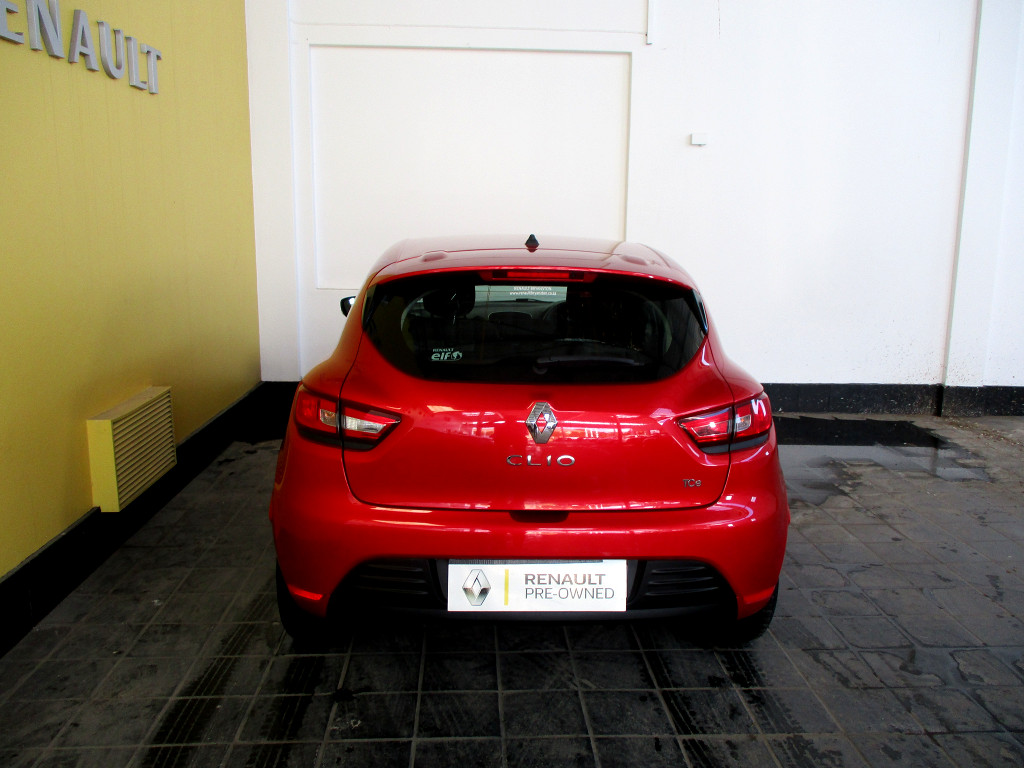 2018 Clio 4 Authentique 55kW