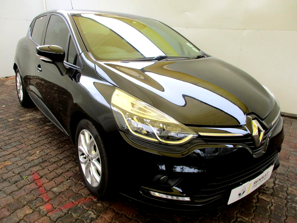 2018 Renault Clio Iv 1.2t Expression Edc 5dr (88kw)