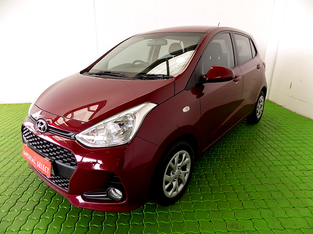 2018 GRAND i10 1.0 MOTION A/T MY18