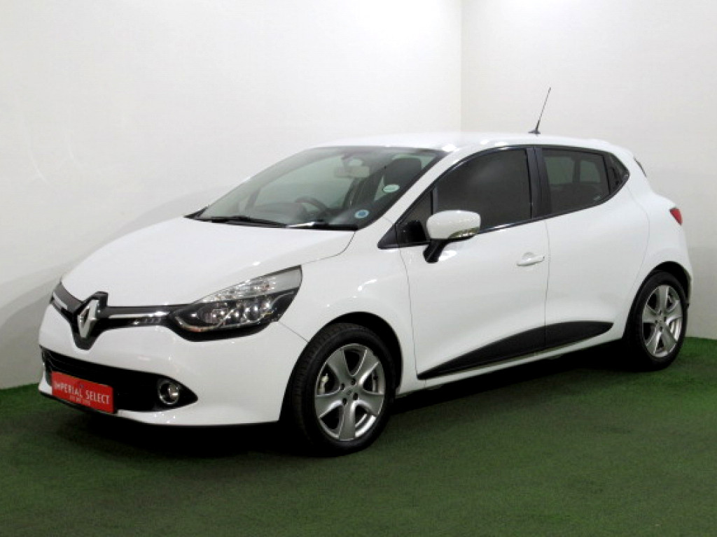 2015 Clio 4 Expression 66kW Turbo