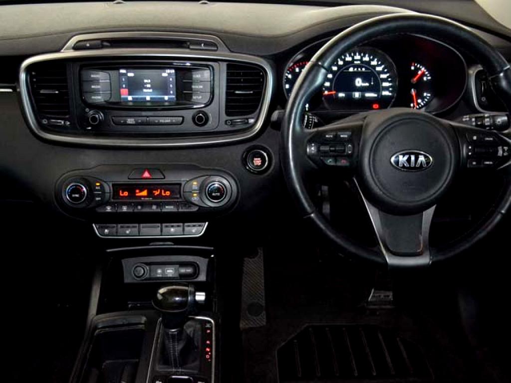 2016 KIA SORENTO 2.2D AWD A/T 7 SEAT EX