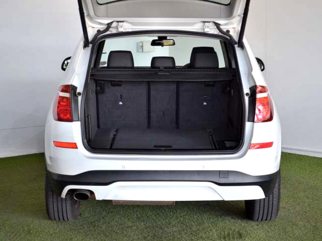 2016 BMW X3 xDRIVE20d A/T (F25)