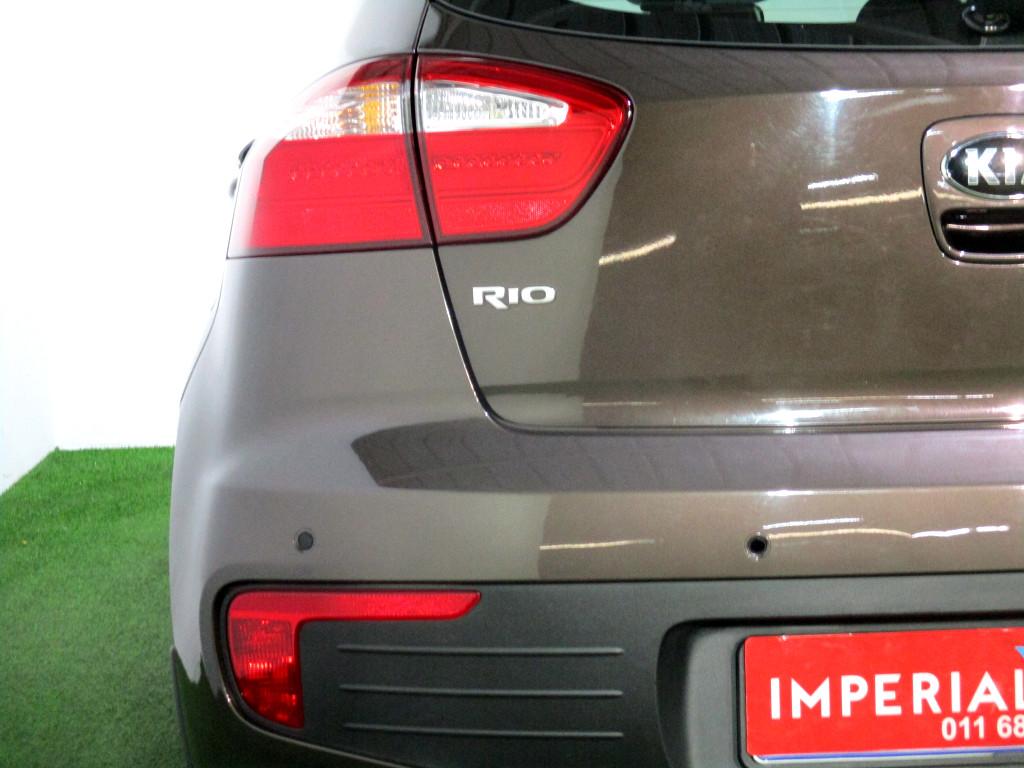 2016 Kia Rio 1.4 Tec 5dr