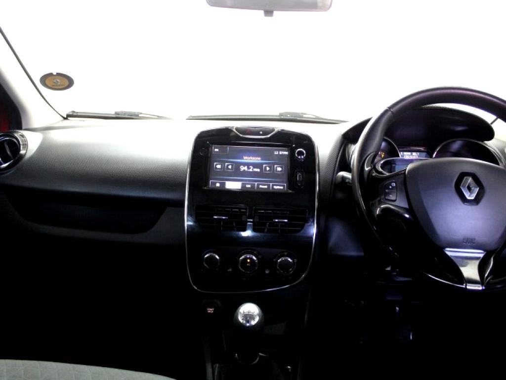 2015 RENAULT CLIO IV 900 T DYNAMIQUE 5DR (66KW)
