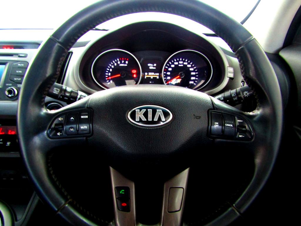 2016 Kia Sportage 2.0 Awd