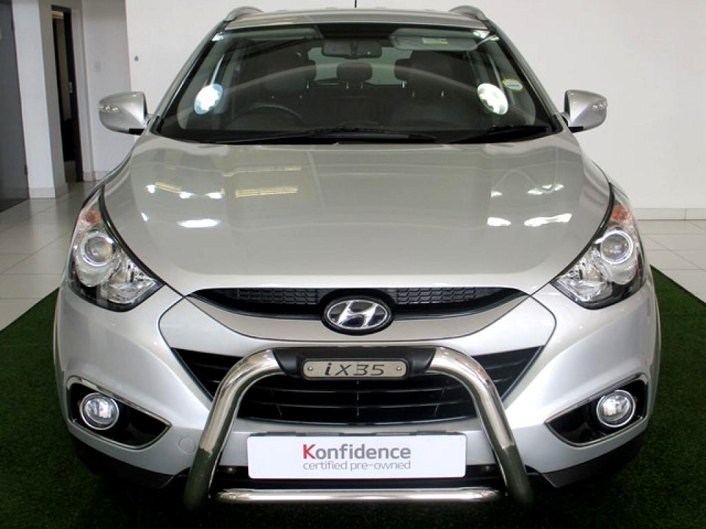 2013 Hyundai Ix35  2.0 Gls/Executive a/t