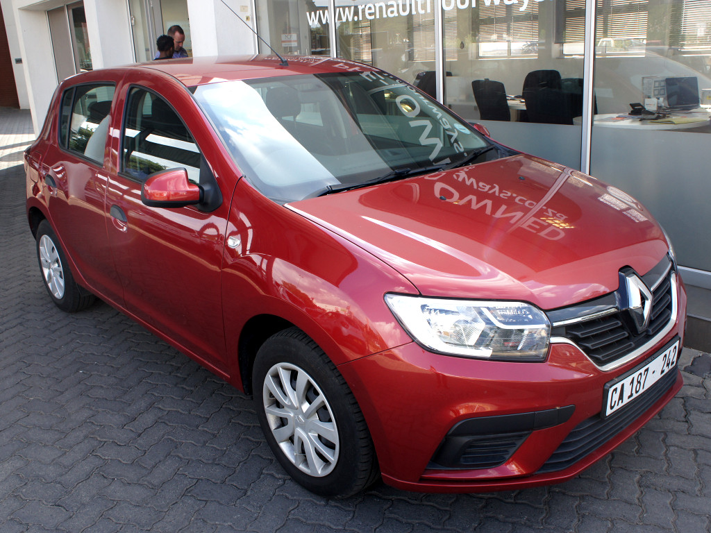 2018 SANDERO PH2 EXP 66KW TURBO