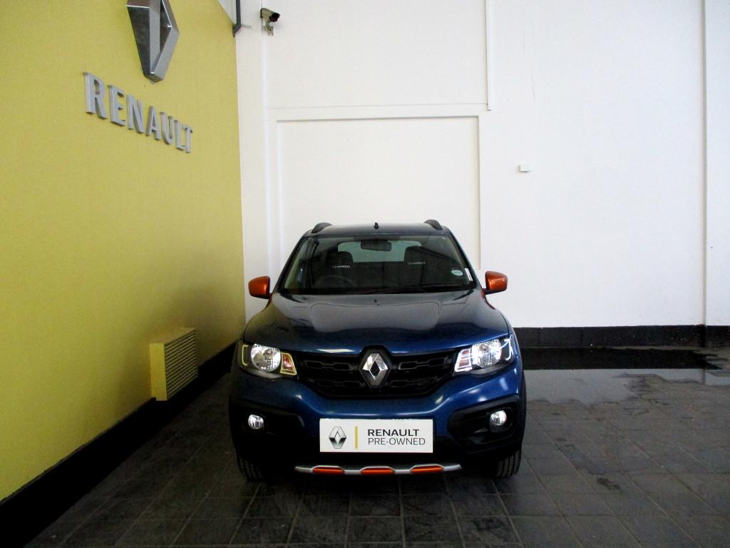 2018 Renault Kwid Kwid 1.0 Climber 5dr
