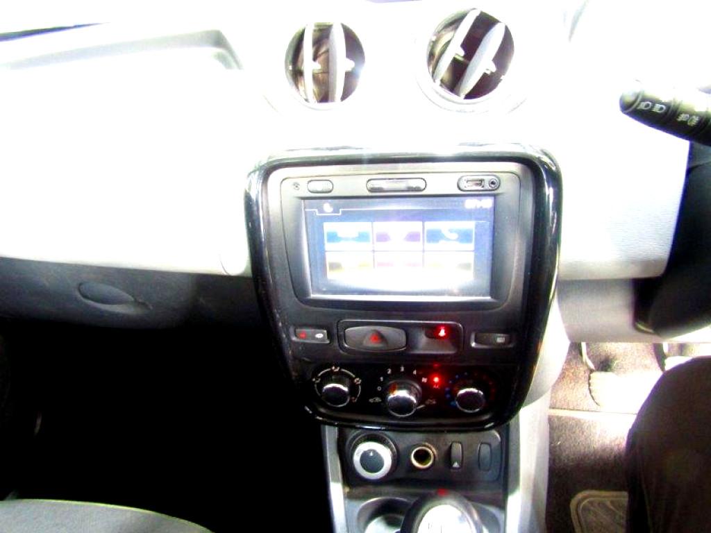 2014 Renault Duster 1.5 Dci Dynamique 4x4