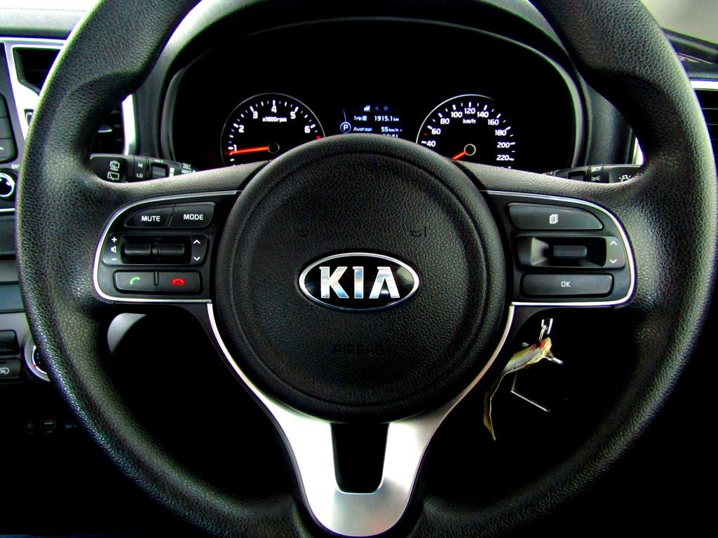 2018 Kia Sportage 2.0 Ignite a/t