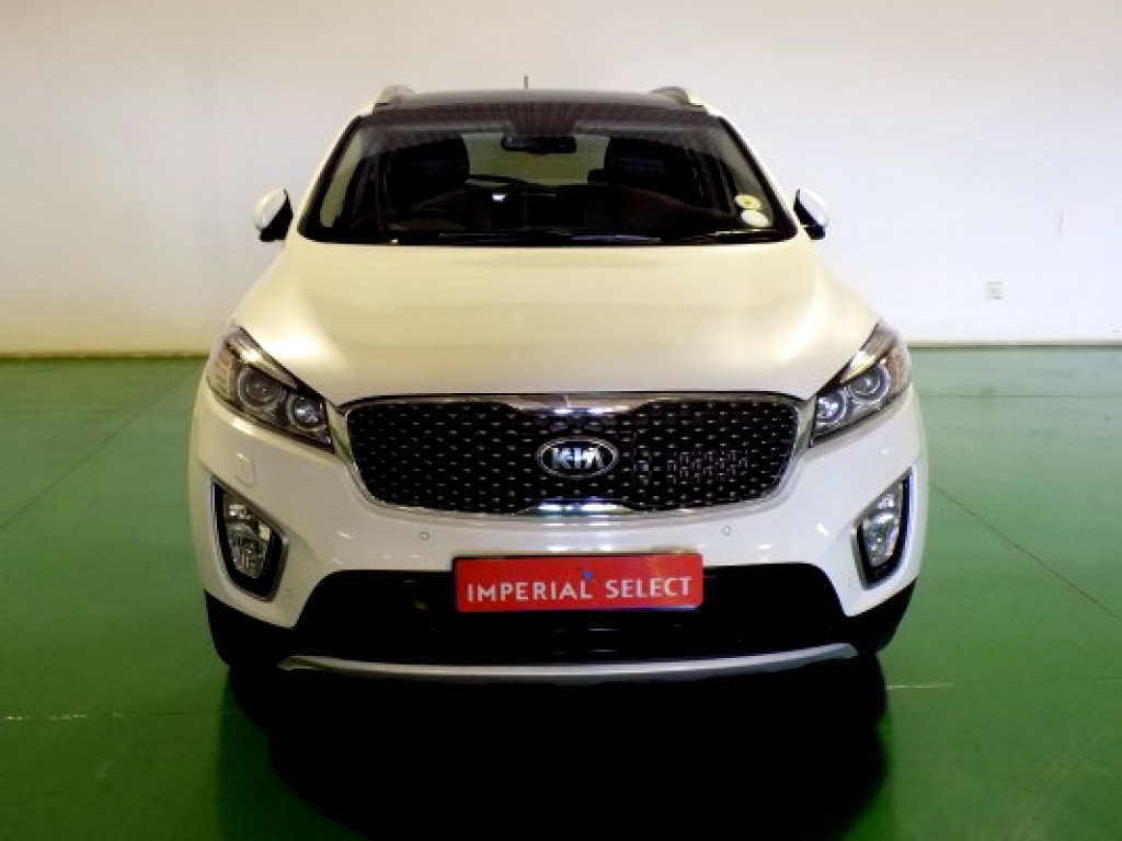 2016 SORENTO AWD 2.2D AT 7SEATER SX SUNROOF