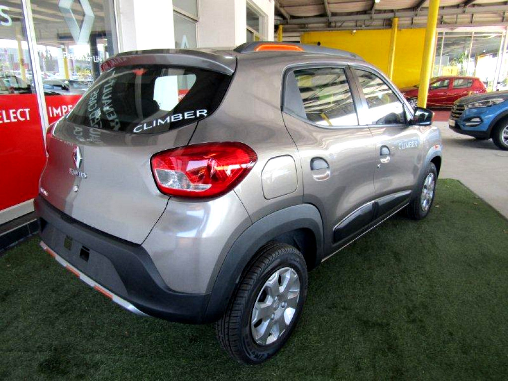 2020 New Kwid Climber 5DR