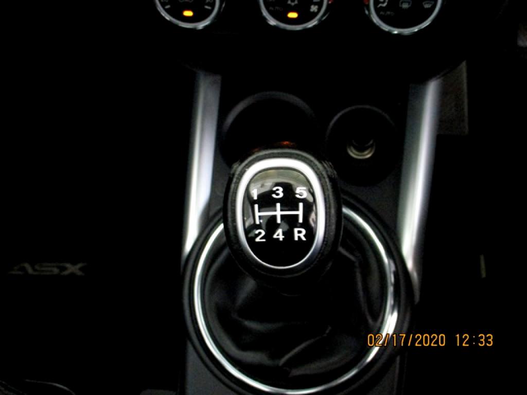 2014 Mitsubishi Asx Asx 2.0 5dr Glx /Sport